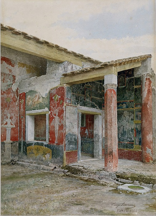 800px-The_Genaeceum_(Women's_Quarters)_of_the_House_of_Sallust_(VI_2,_4)_in_Pompei_watercolor_...jpg