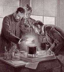 Curie_and_radium_by_Castaigne.jpg