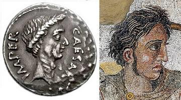 denarii issued by Marcus Mettius _Alexander_the_great.jpg