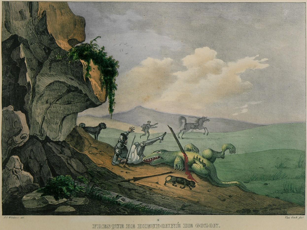 Fresque_de_Dieudonné_de_Gozon_-_Rottiers_Bernard_Eugène_Antoine_-_1828.jpg