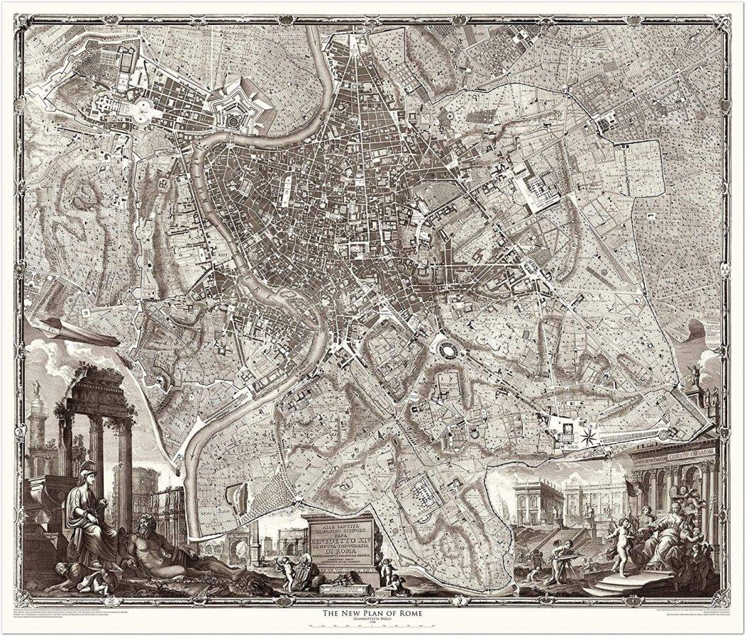 Map of Rome (1748) - Giambattista Nolli.jpg