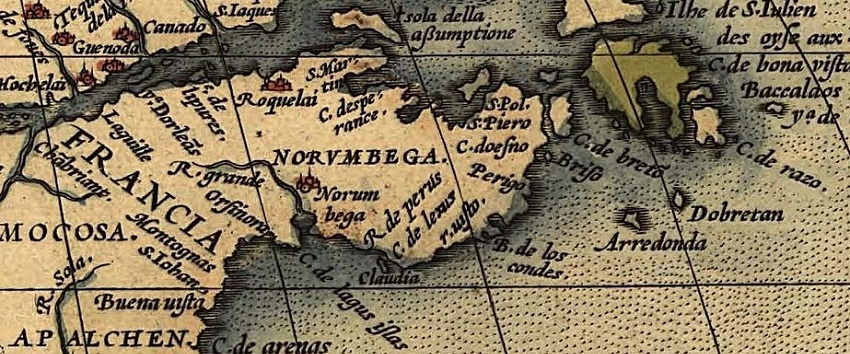 Norumbega_NorthEastAmericaOrtelius1570.jpg