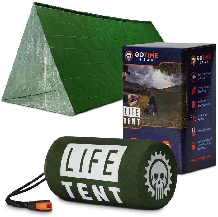 2 Person Survival Tent