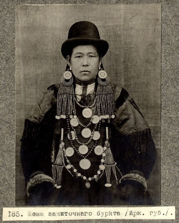 The wife of a well-to-do Buryat.jpg