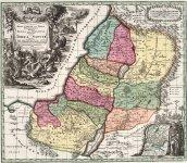 1727 - Regio Canaan seu Terra promissionis postea Judea vel Palestina naminata hodie Terra San...jpg
