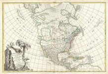 Map of North America - Robert Janvier - 1762.jpg