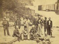 1863, Russian Ambassador Baron De Stoeckel attended Diplomatic party at Trenton Falls_1.jpg